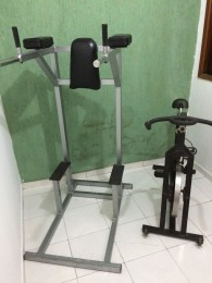 Paralela Abdominal nova/Bike Spinning